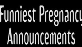 """Child asks """"you ate the baby?"""" in hilarious baby announcement"""