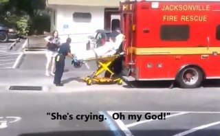 Ambulance summoned to Florida abortion clinic