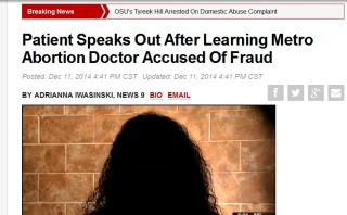 Eight more patients come forward on abortionist arrested and charged with fraud