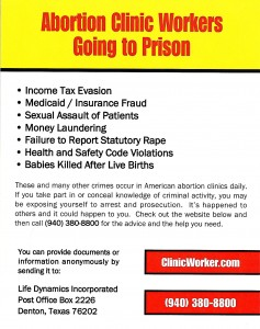 Clinic Worker poster