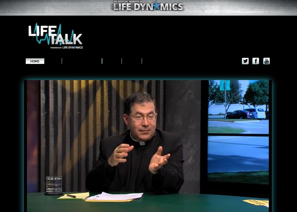Fr Frank Pavone Life Talk Feb 2015
