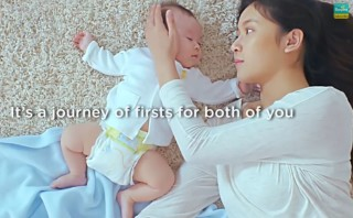 Life affirming Pampers ad goes viral