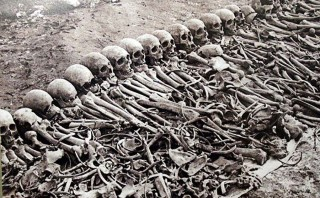 Culture of death that allows abortion leads to genocide