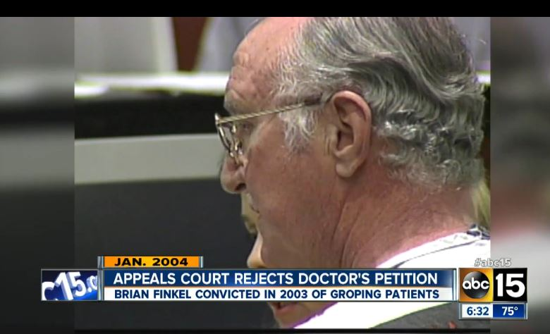 Abortionist Finkel loses appeal 2015