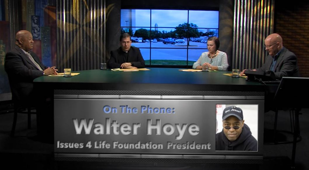 Walter Hoye Black Genocide abortion Life Talk Feb 2015