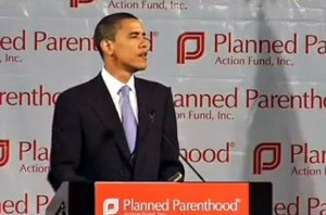 Obama fails to expose Planned Parenthood in Grammy Speech