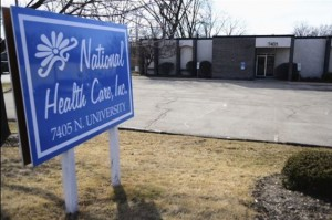 National Healthcare abortion clinic illinois