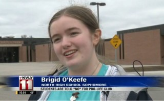 School district discriminates against pro-life students say attorneys