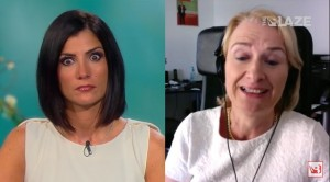 Gosnell Dana Loesch abortion creepy interview