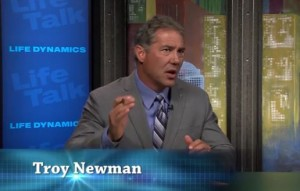 Troy Newman May 2015 Life Talk Tv