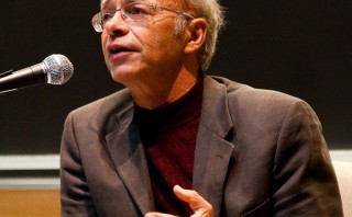 Peter Singer doesn't want tax dollars to pay for disabled babies