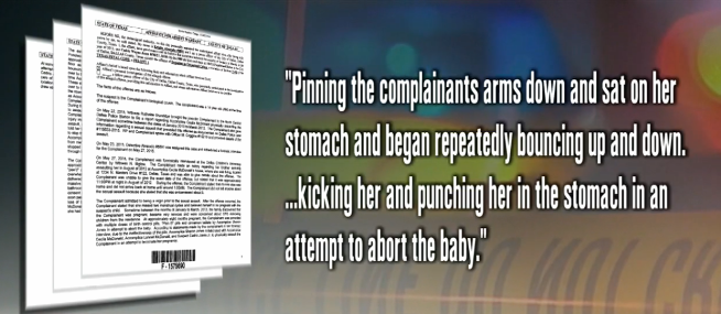 teen beat to force an abortion and cover rape  baby burned