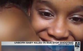 "Pregnant woman's uncle to gunman, ""You shot a little baby"""