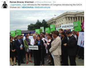 Rep Barbara Lee EachofUs act
