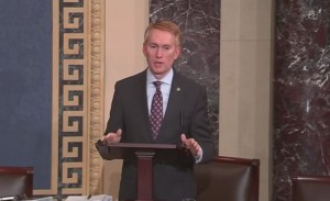 Sen James Lankford Planned Parenthood 2