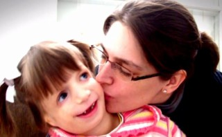 Daughter with Treacher Collins syndrome inspires couple to adopt more children