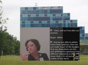 Houston Planned Parenthood intact fetus abortion