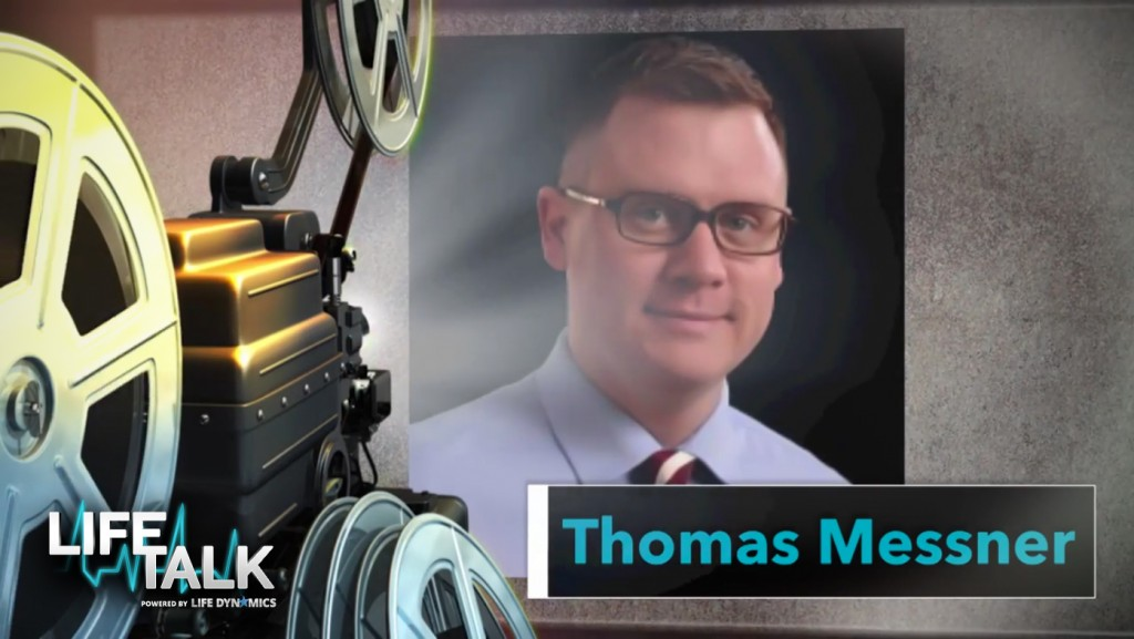 The interview with Thomas Messner can be watched at www.lifetalktv.com
