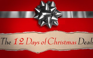 The 12 Days of Christmas Deals
