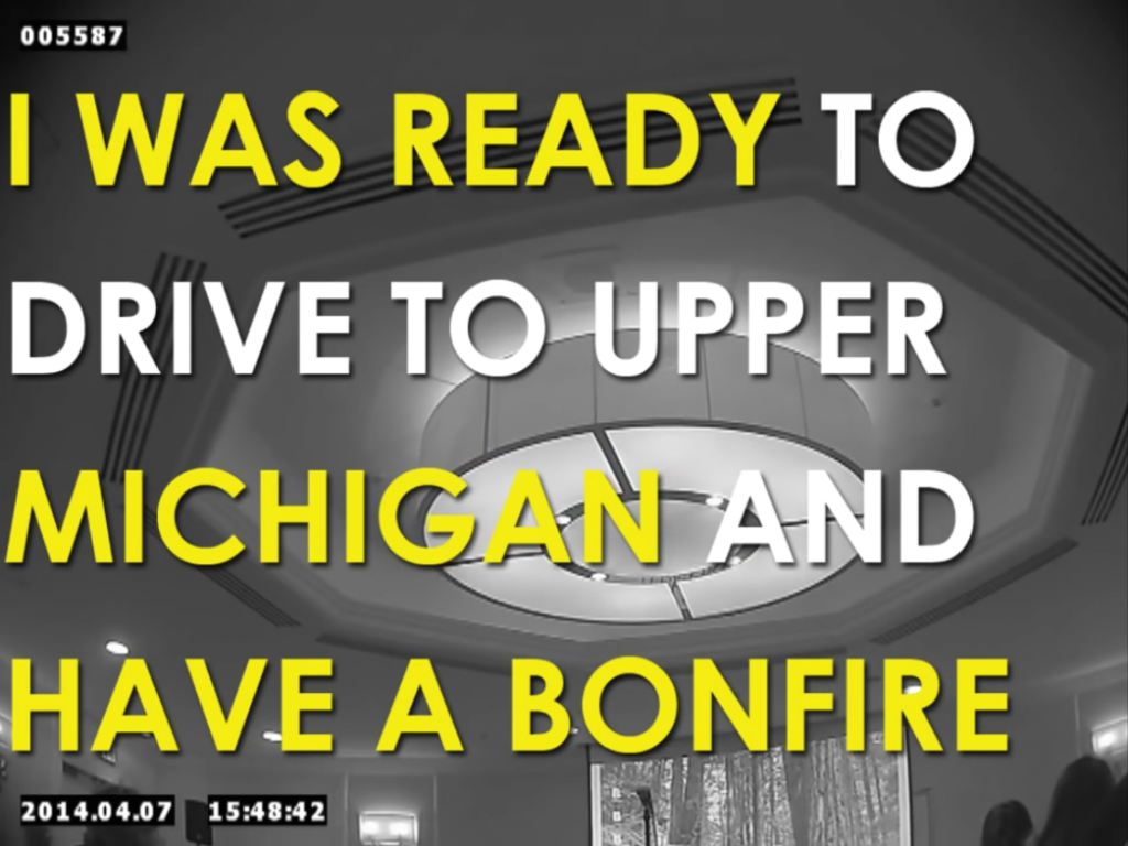 """Renee Chelian """"I was ready to drive to upper Michigan and Have A Bonfire."""""""