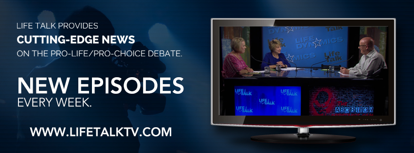 Life Talk Provides Cutting-Edge News on the Pro-Life / Pro-Choice Debate. New episodes every week. New co-host Carol Everett