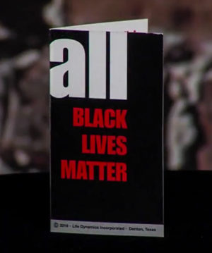 All Black Lives Matter