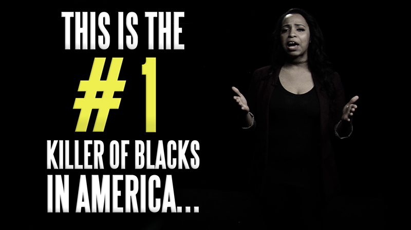 This is the #1 killer of blacks in America - A must-watch video for the black community!