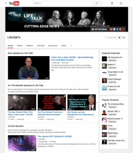 The Life Talk YouTube Channel