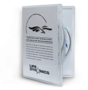 Life Dynamics Intel Operations Training DVD Set