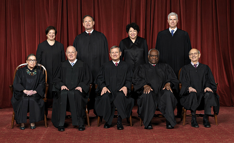 Current Supreme Court