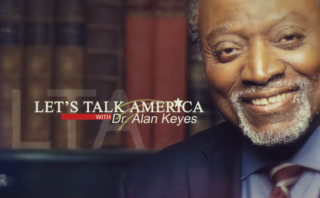 America's Past and Future: Interview on Let's Talk America with Dr. Alan Keyes