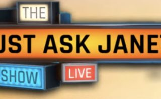 Creating Change In Your Community: Interview on Just Ask Janet LIVE